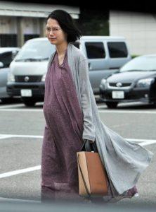 宮﨑あおい 妊娠中