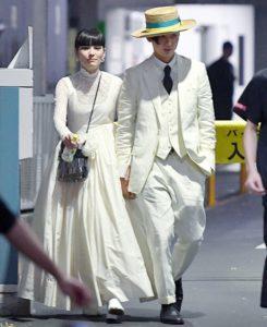 松田翔太 秋元梢 結婚式