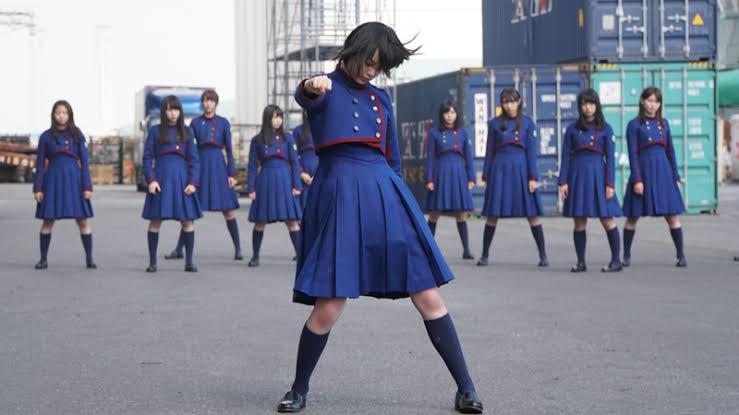 欅坂46 平手友梨奈 脱退