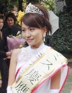 高内三恵子 櫻井翔 結婚