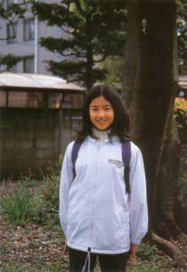 吉高由里子 小学生
