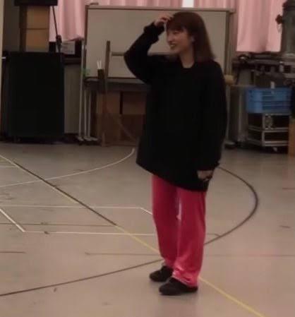 梅田彩佳 ジャージ