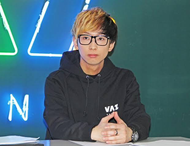 YouTuber ヒカル