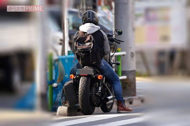 山口達也 バイク